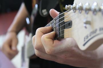 Accords de guitares