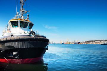 Tug ship