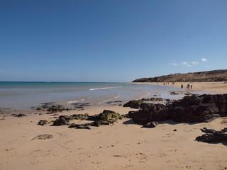 Bucht auf Fuerteventura