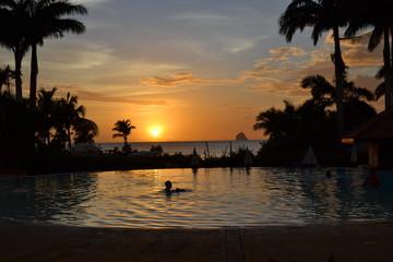 Caribbean Sundown