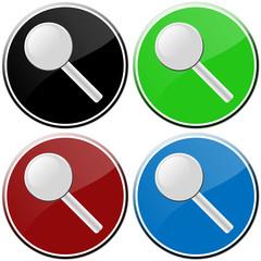 Suchen Lupe Icon