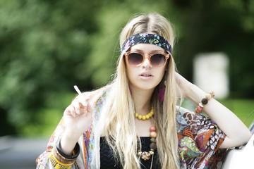 Hippie Look