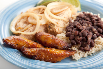 Fried Sweet Plaintains - Cuban Food