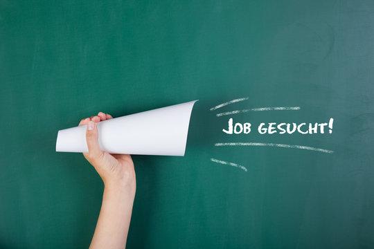 job gesucht