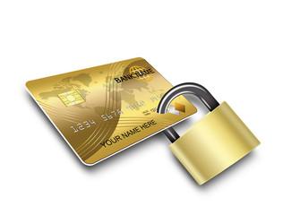 card locked