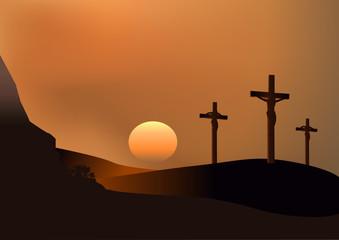 Crucifixion_Aube