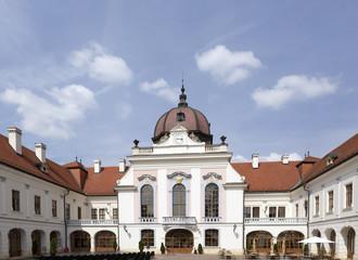 Gödöllö castle, Hungary, near Budapest