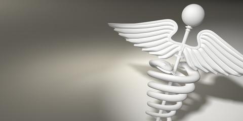 Symbol of medicine