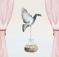 colomba pasquale