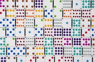 Domino pattern