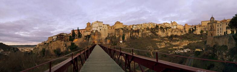 San Pablo Bridge, Cuenca