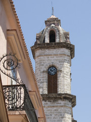 Turm der Kathedrale Havanna