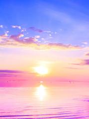 Rising Paradise Sun