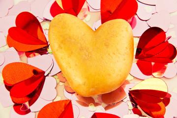 I love potato!