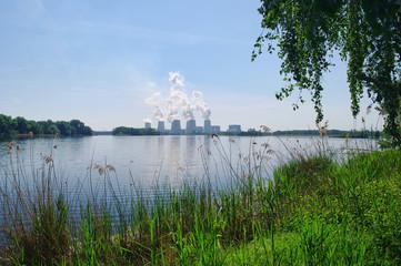 power plant Jaenschwalde - Kraftwerk Jänschwalde 21