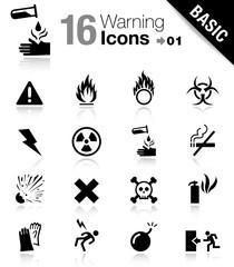 Basic - Warning icons