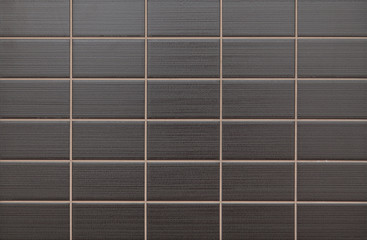 brown square tile pattern