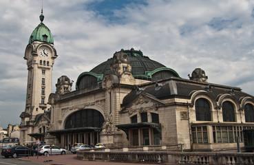 Limoges (Haute-Vienne) - Gare des Bénédictins