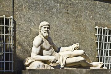 Statue of the River Po