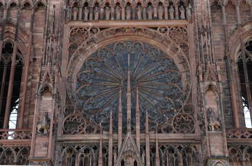 France, cathédrale de Strasbourg
