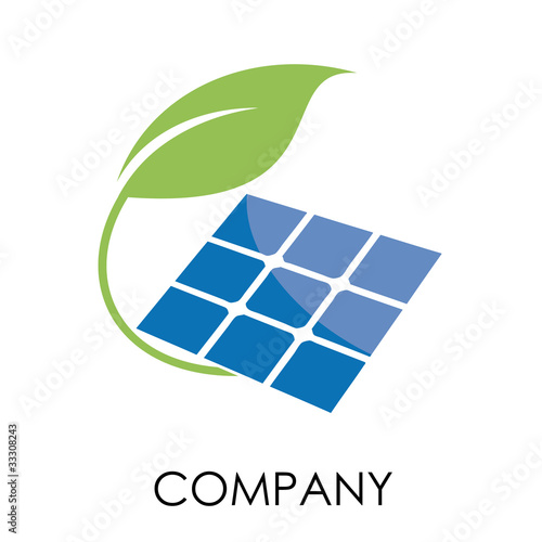 Quot Logo Solar Energy Vector Quot Stock Image And Royalty Free