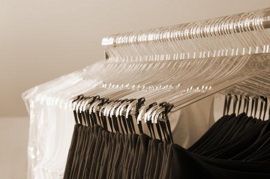 odzież przygotowanie do sprzedaży, ubranie
