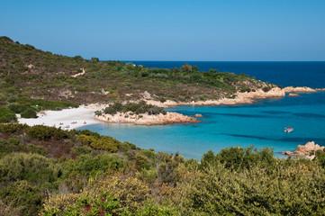 Sardinia, Italy: Costa Smeralda, Principe beach