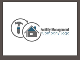 Facility Management - Logo -Service rund um Immobilien