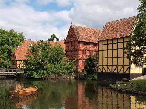 Aarhus - Den Gamle By - Museum