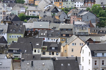 Dächer einer Altstadt