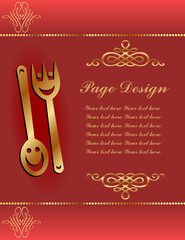 Page Design 10_Smiling Restaurant