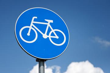 Fototapeta Droga dla rowerów obraz
