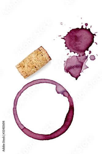 Alcohol drink wine stain liquid cork opener fotos de - Manchas de vino ...