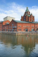 Helsinki (Finland) - Uspenski Cathedral