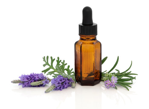 Lavender and Rosemary Herb Essence