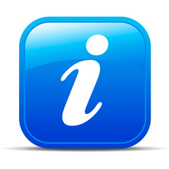 information Internet button Icon