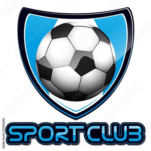 Logo club de foot fichier vectoriel libre de droits sur la banque d 39 images image - Logo club foot bresil ...