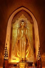 Konagamana buddha image, Ananda temple