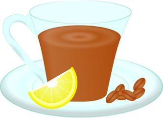 kawa i ziarna