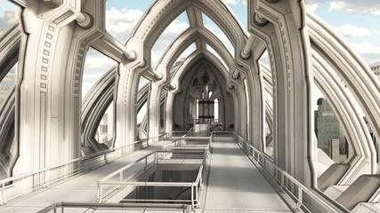 Inside a Future City