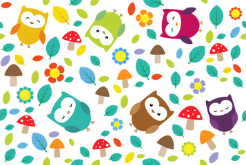 Owls leafs