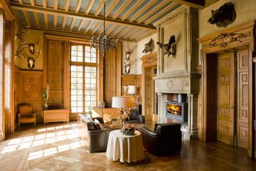 Salon Im Jagdhaus