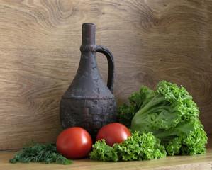 Vegetable buquet