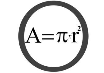 Área de un circulo