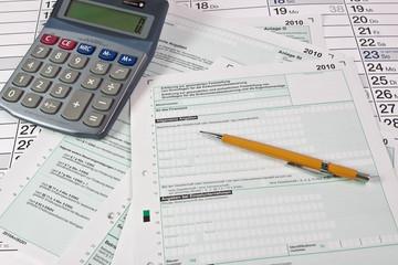 Einkommensteuererklärung Steuerzahler Fragen Service