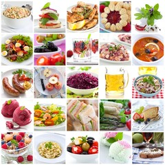 Collection of images: Food