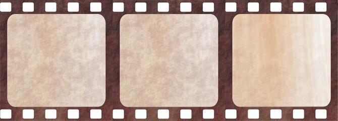 Obraz stary negatyw - fototapety do salonu