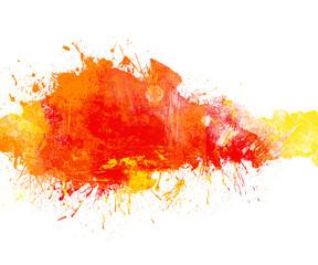 abstraktes farbiges Banner
