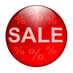 Button Sale %