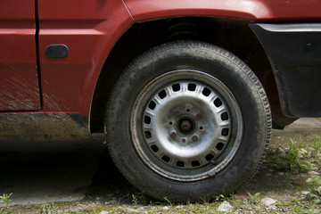 off road wheel